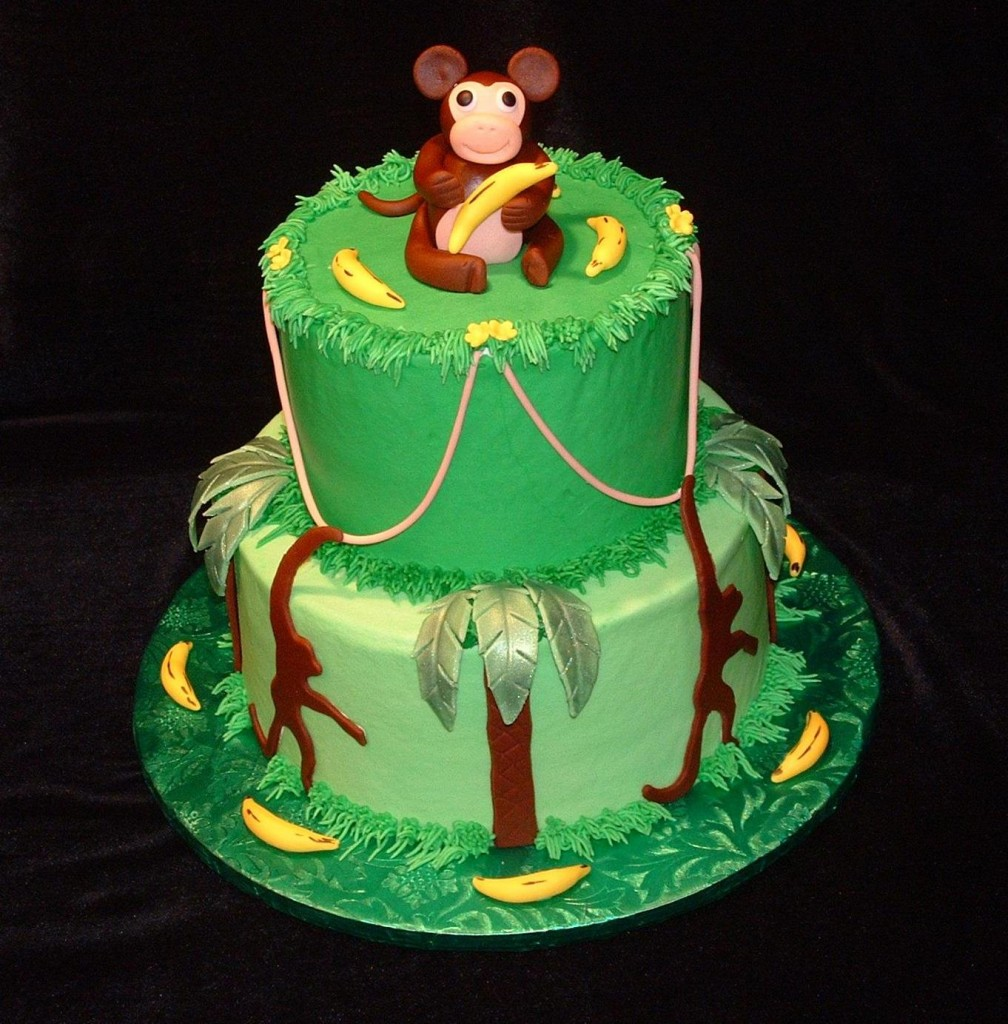 Monkey Cake Pictures