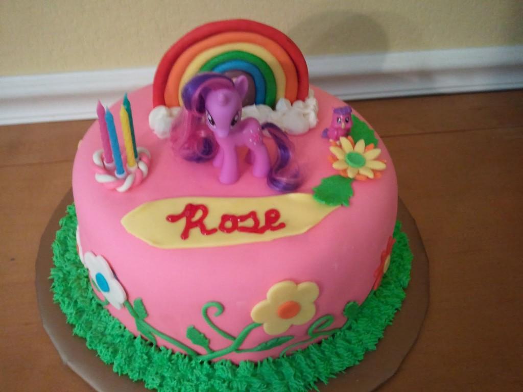 My Little Pony Cake Pans