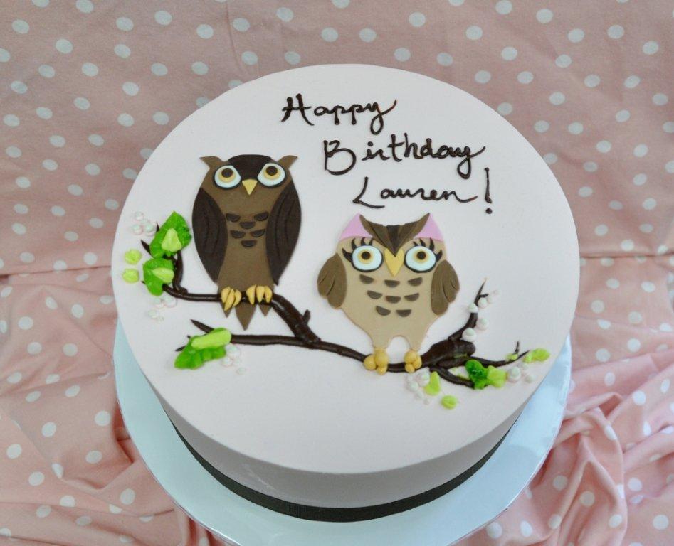 Owl Cake Pans