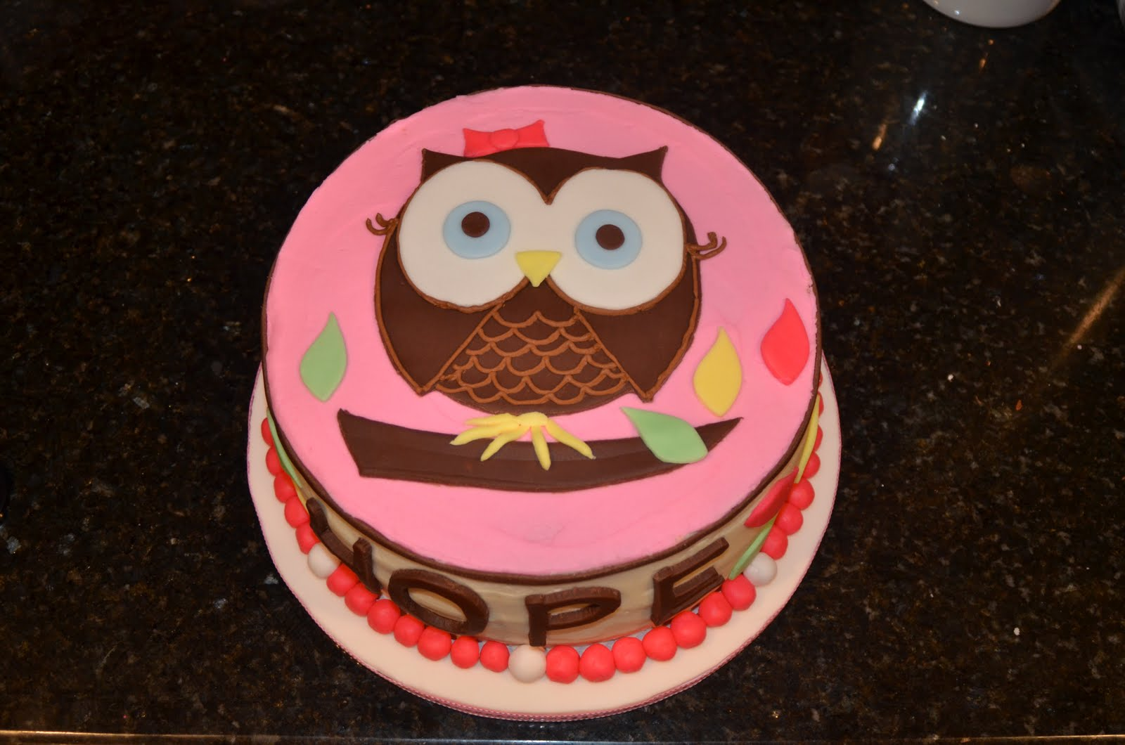 Stupendous Owl Cakes Decoration Ideas Little Birthday Cakes Funny Birthday Cards Online Alyptdamsfinfo
