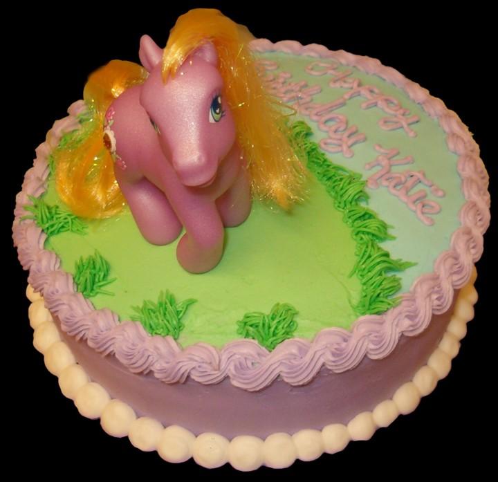 Photos of My Little Pony Cake