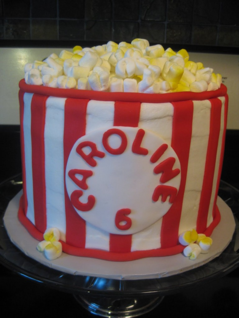 Photos of Popcorn Cake