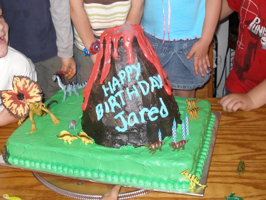 Photos of Volcano Cake