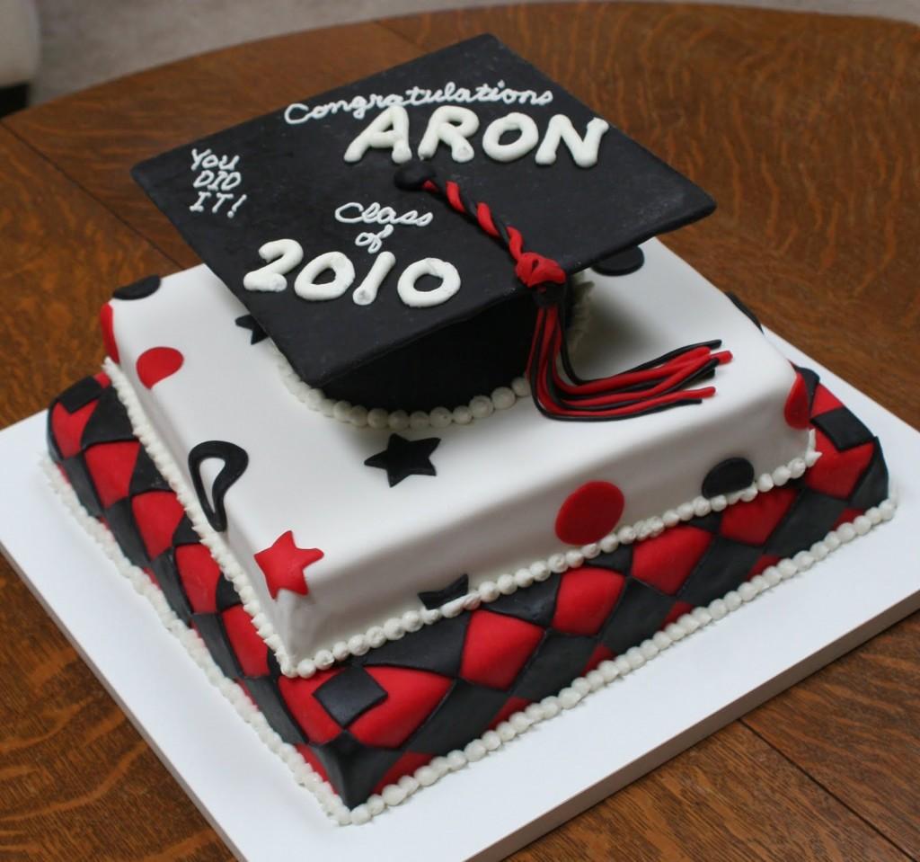 Pics of Graduation Cakes