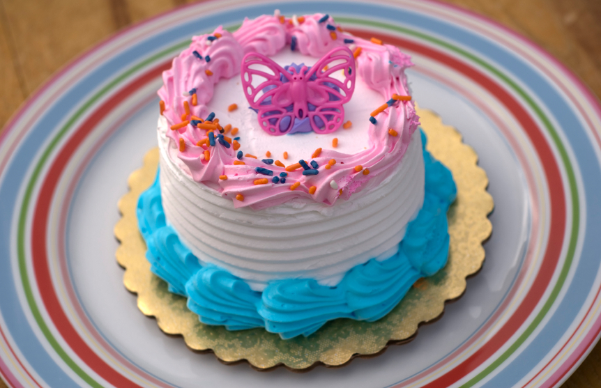 Pictures of Butterfly Cakes