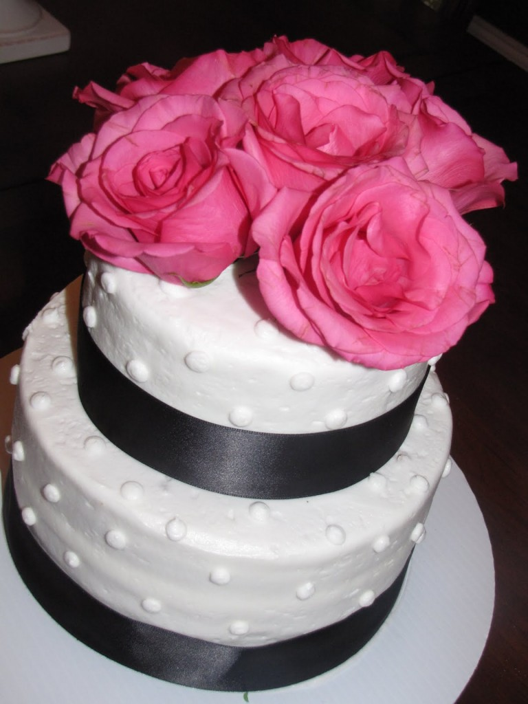 Pictures of Cakes With Flowers