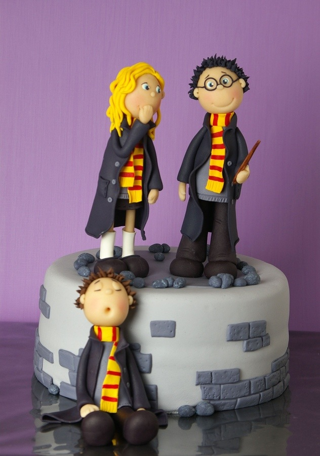 Pictures of Harry Potter Cakes