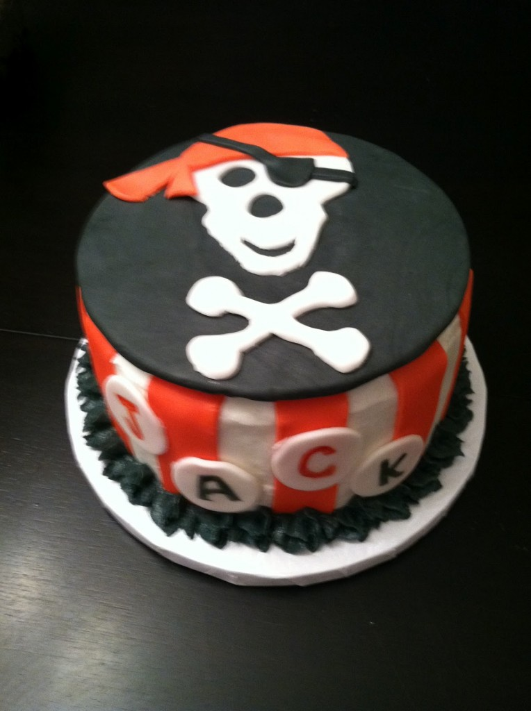 Pirate Birthday Cake Ideas