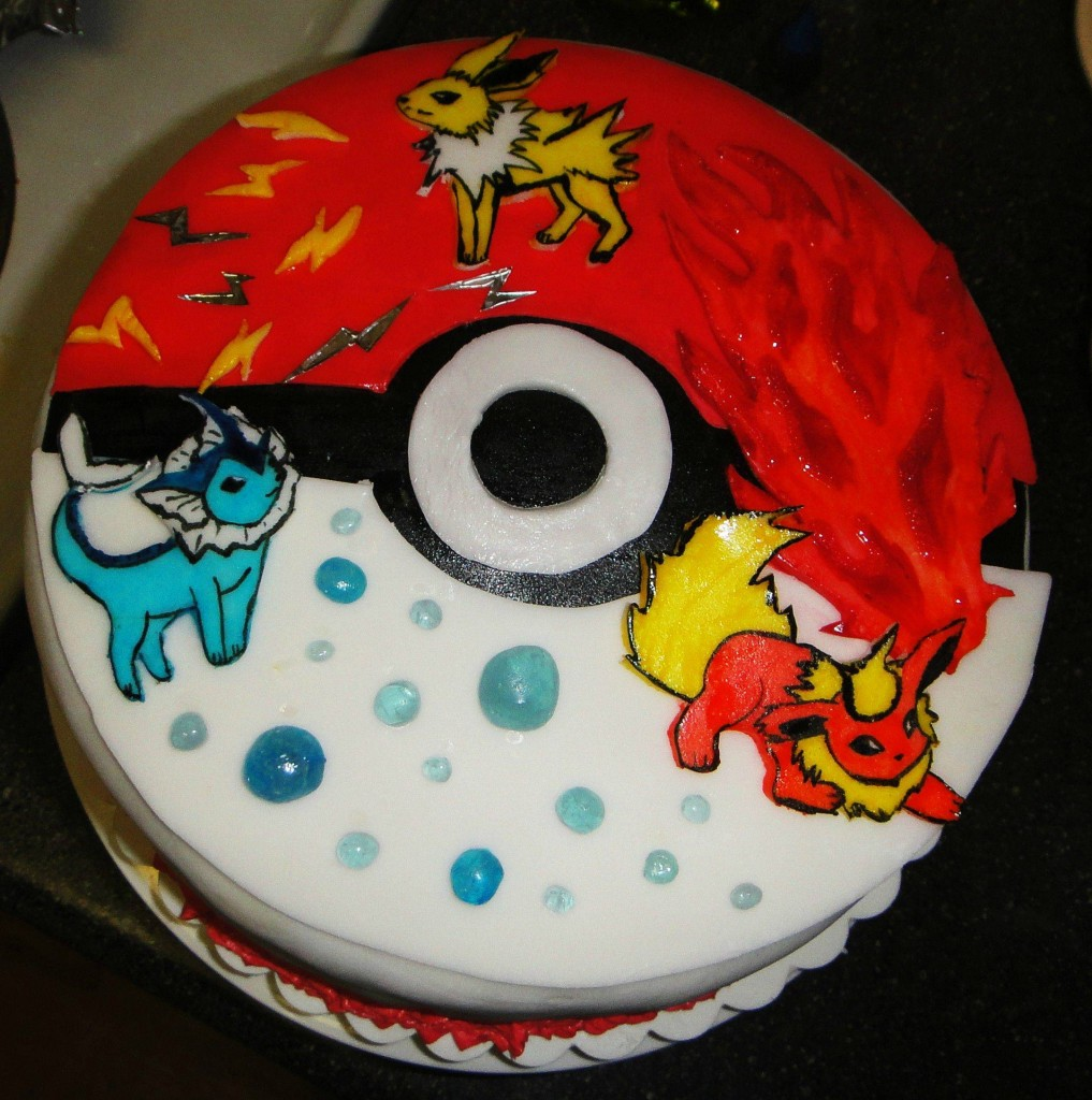 Pokemon Cakes Photos