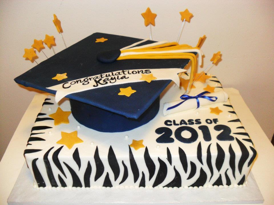 Preschool Graduation Cakes