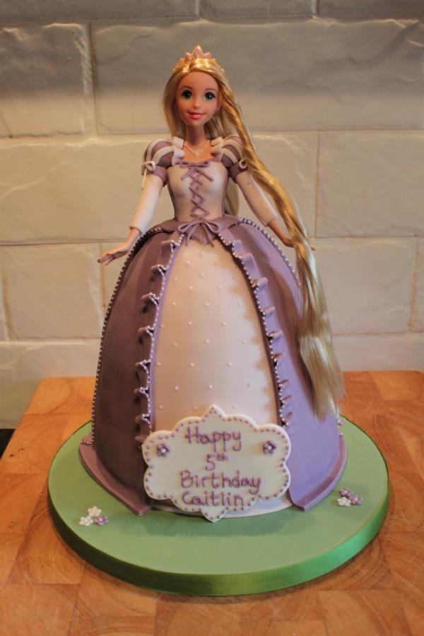 Rapunzel Cakes Images