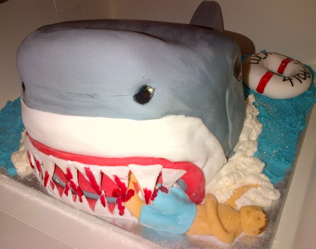 Shark Cake Images