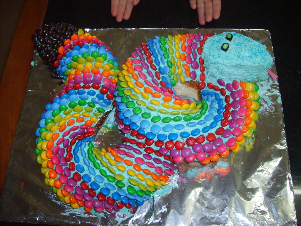 Snake Cake Pictures