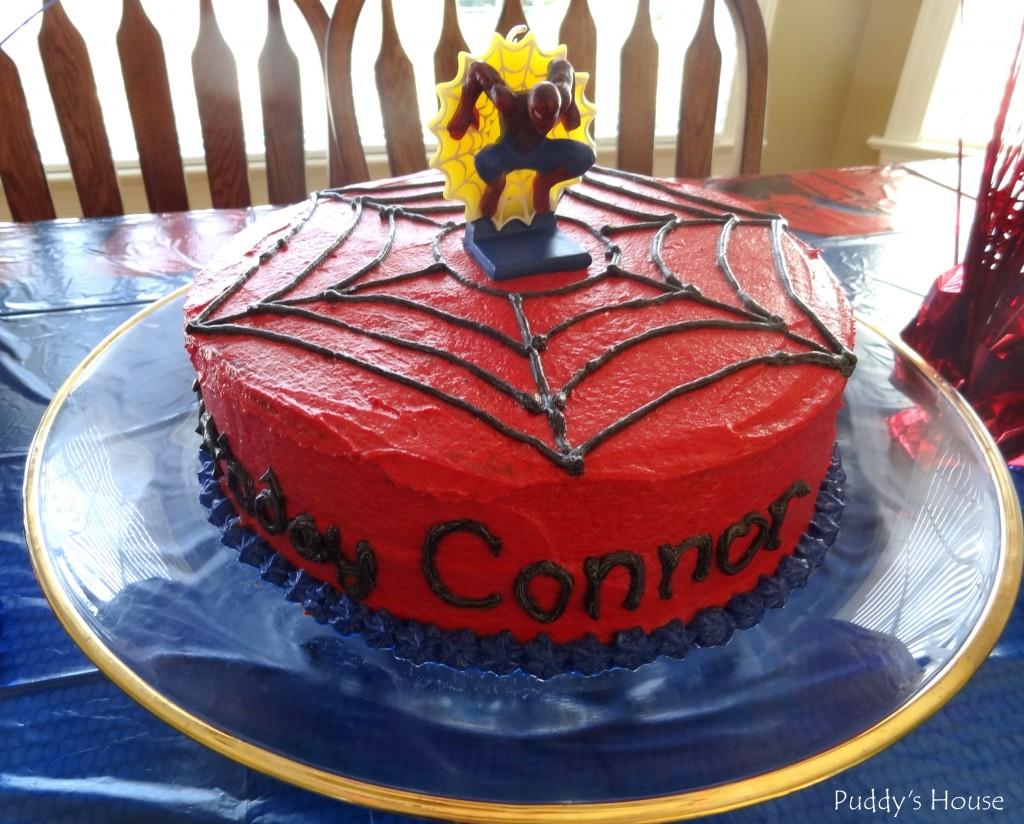 Spiderman Cake Pans