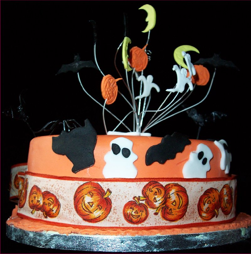 Spooky Halloween Cakes