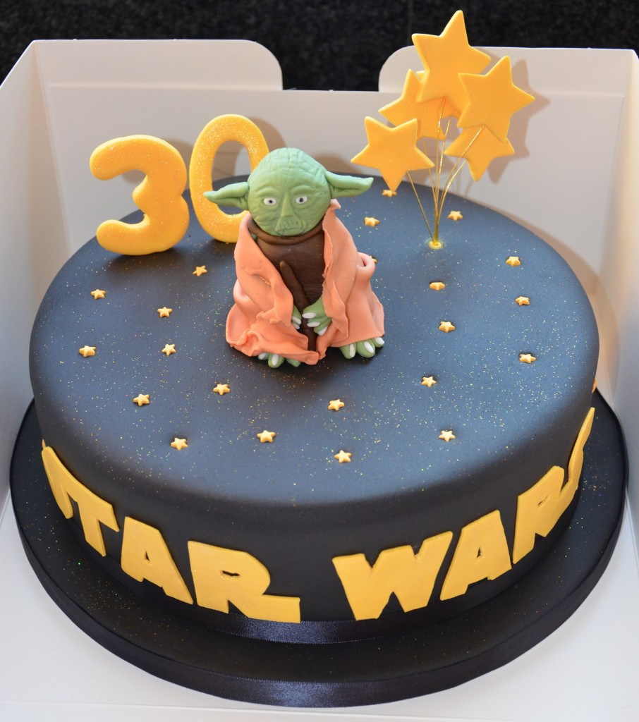 Star Wars Cake Decorations