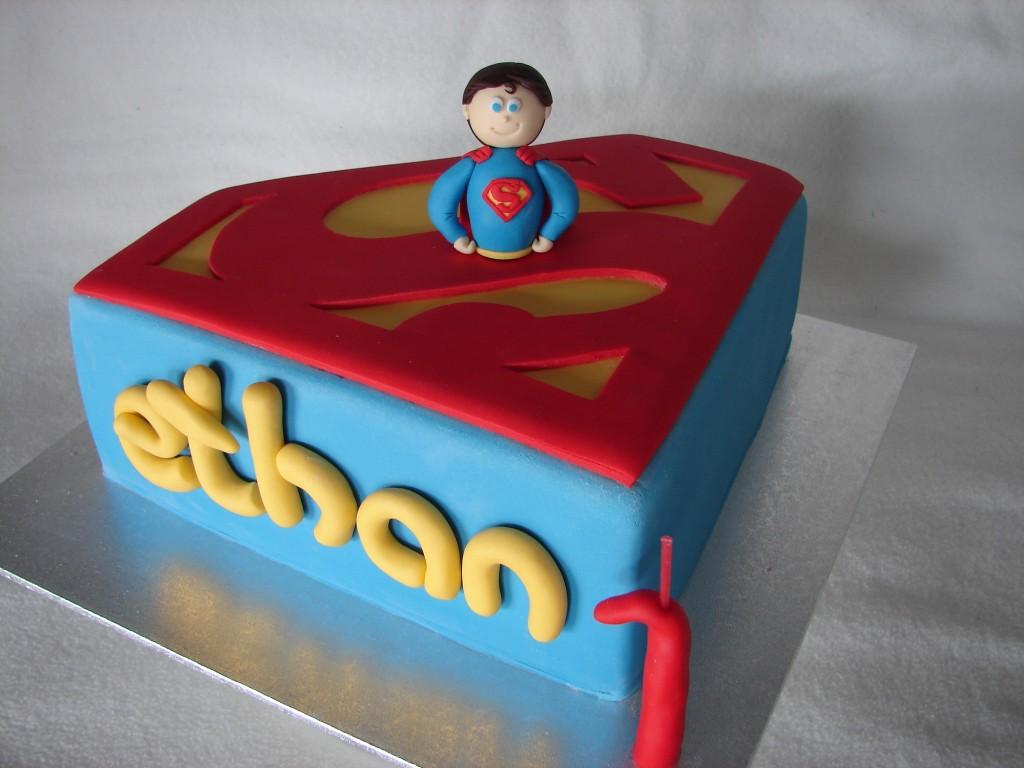 Superman Cake Images