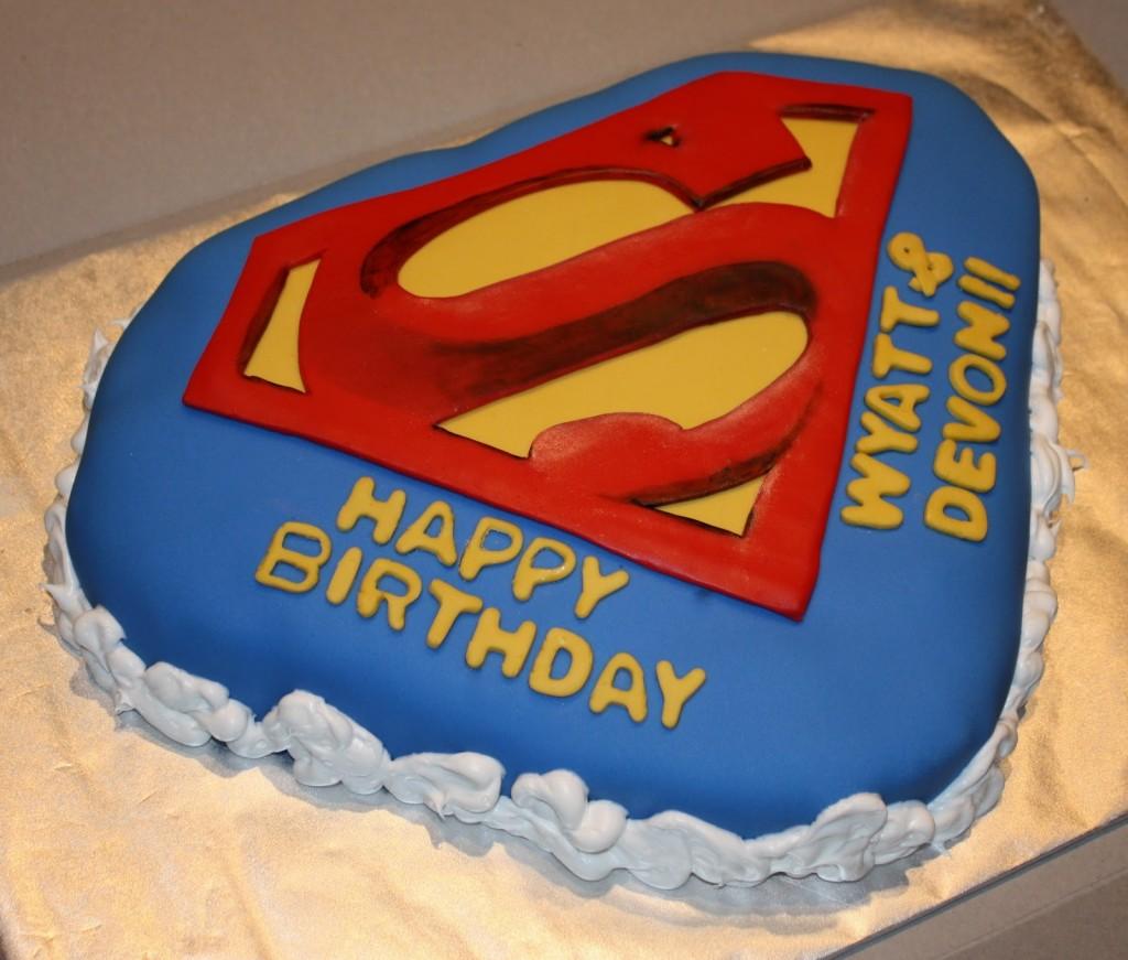 Superman Logo Cake Pan