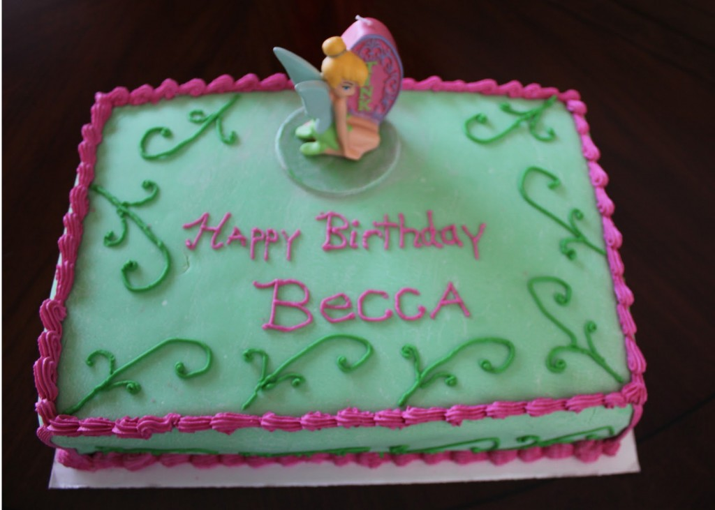 Tinkerbell Cakes Images