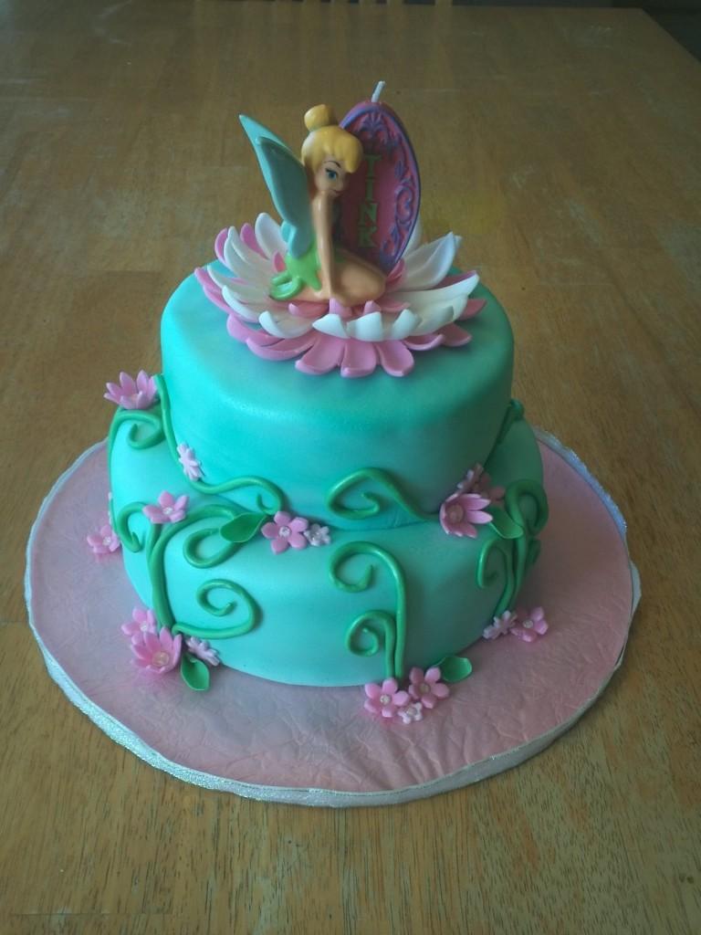 Tinkerbell Cakes Photos