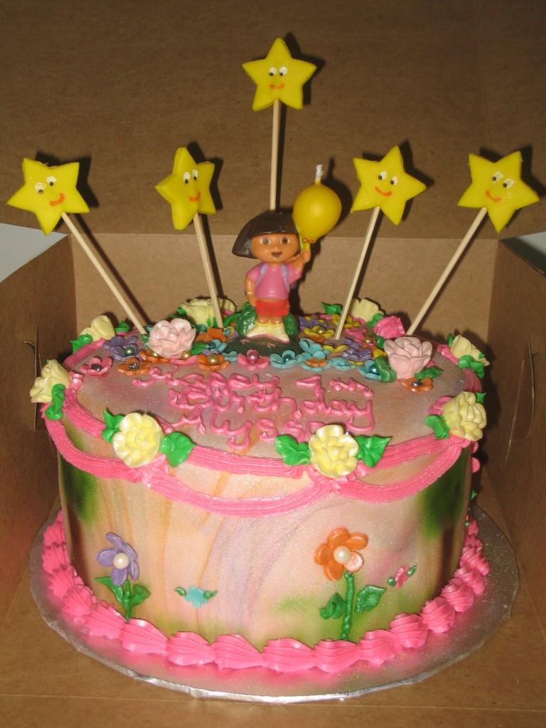 Wilton Dora Cake Pan