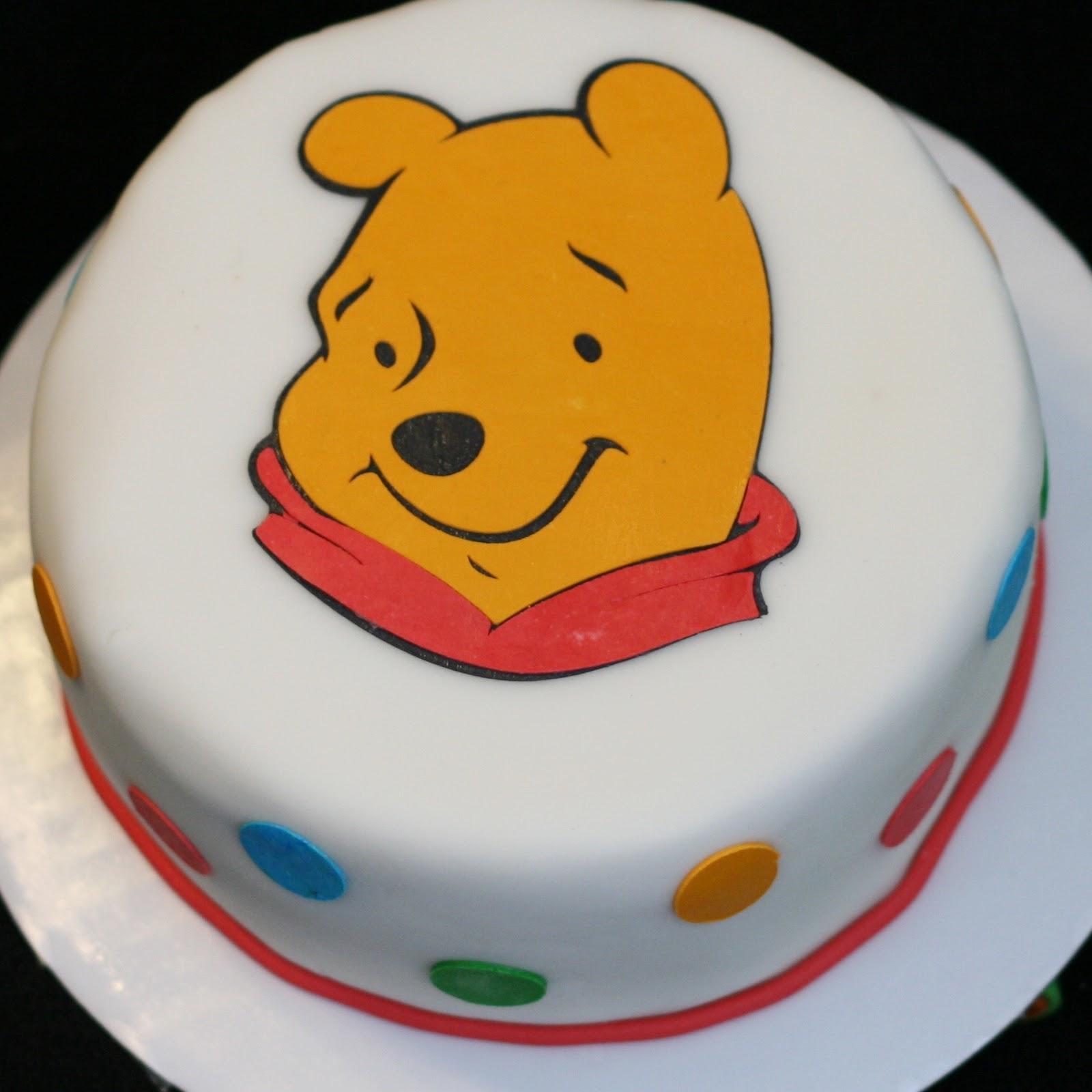 Prime Winnie The Pooh Cakes Decoration Ideas Little Birthday Cakes Funny Birthday Cards Online Necthendildamsfinfo