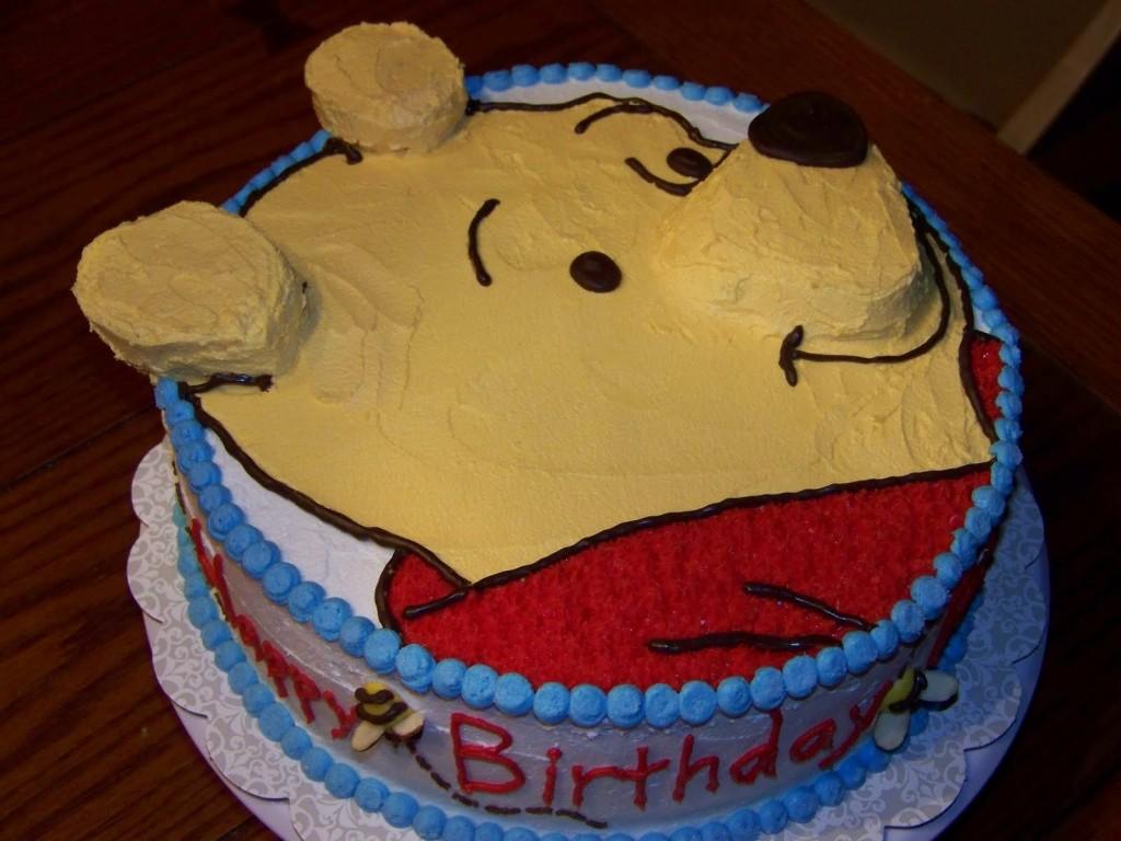 Winnie The Pooh Cake Ideas