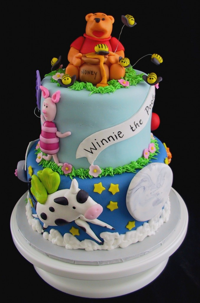 Winnie The Pooh Cakes Images