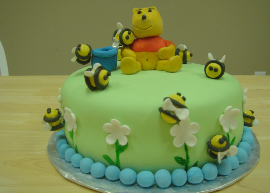 Winnie The Pooh Cakes Pictures