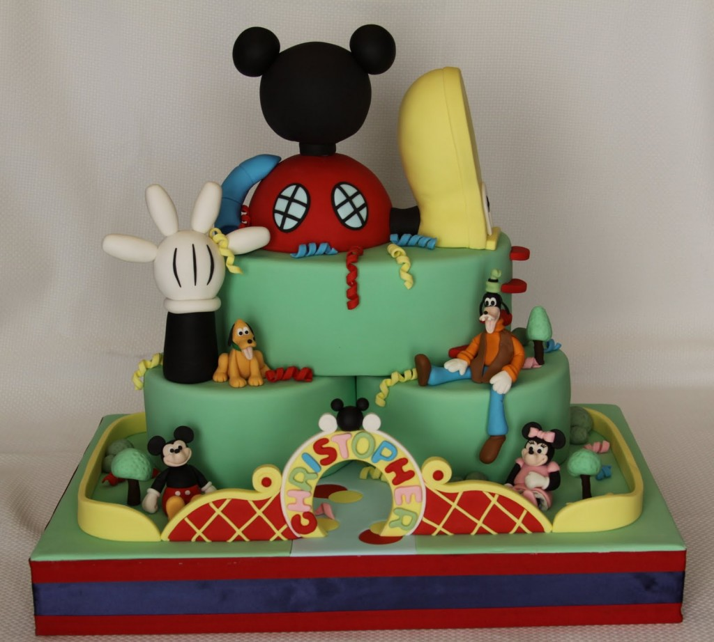 mickey Mouse Cake Pictures