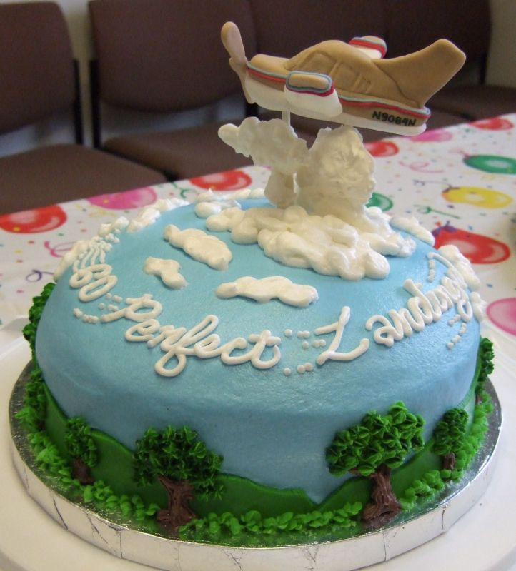 Airplane Birthday Cake Ideas