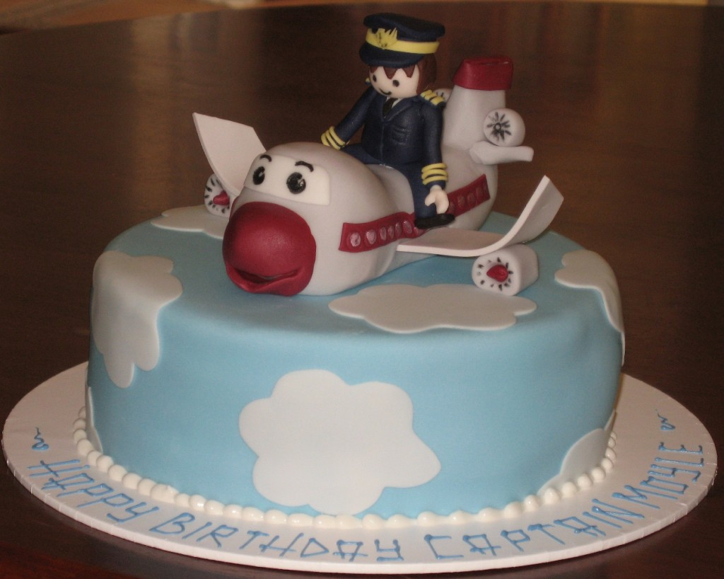 Airplane Cakes Images