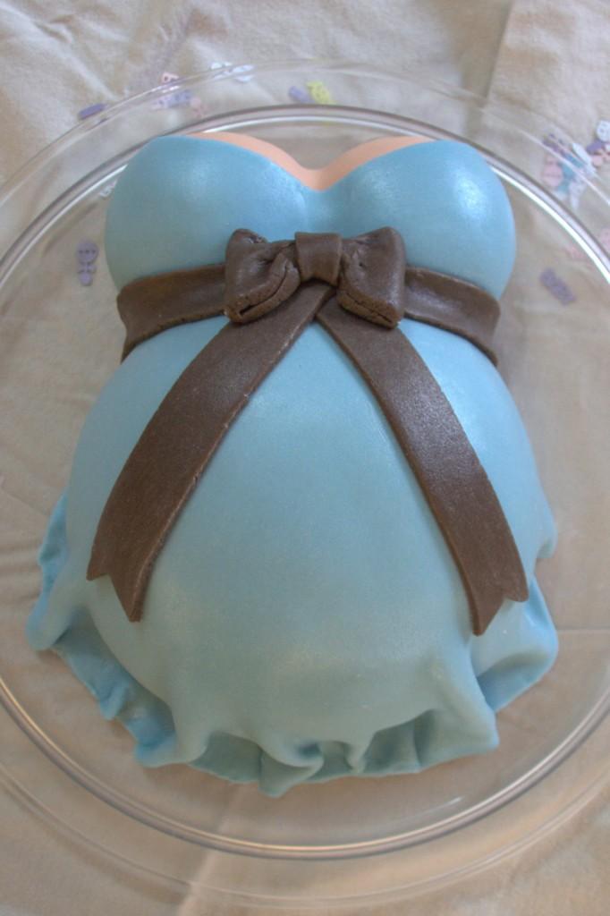 Baby Bump Cakes