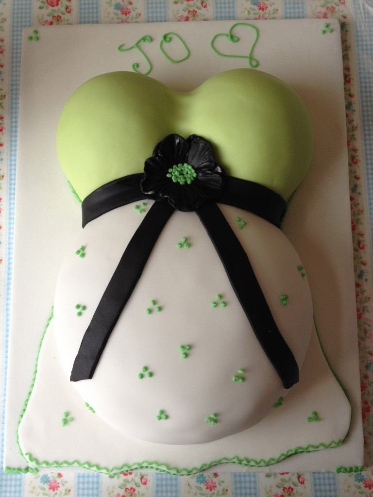 Baby Bump Cakes Images