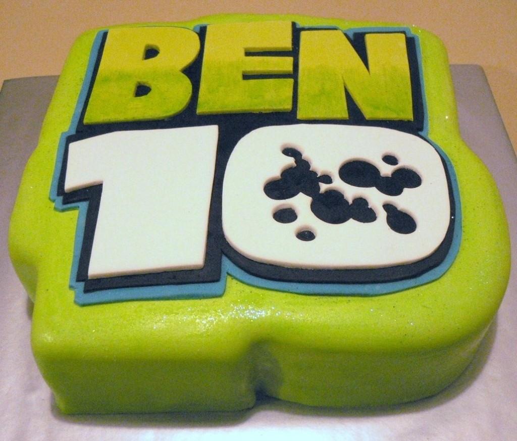Ben 10 Cakes