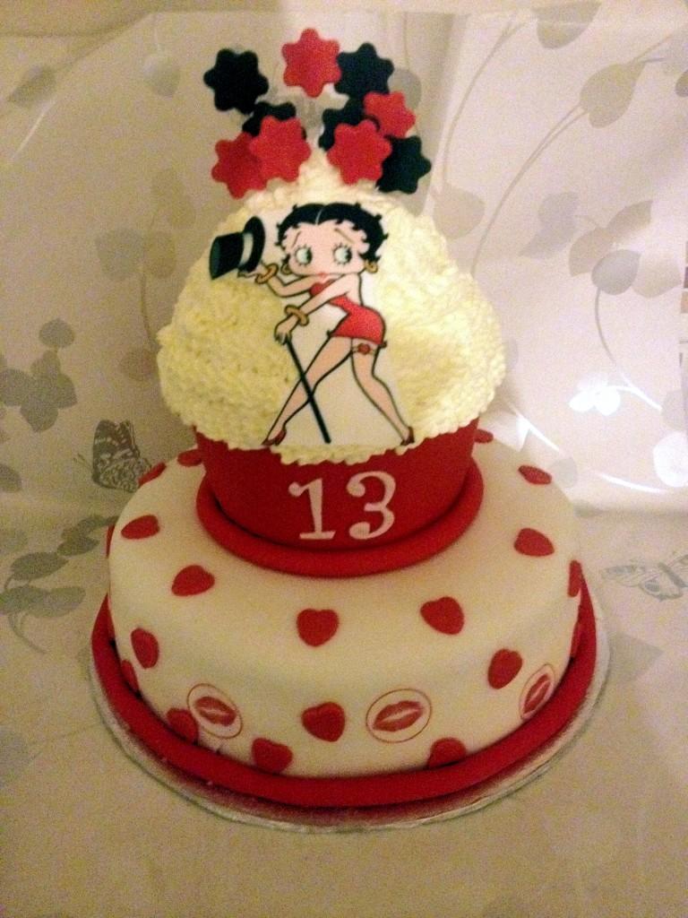 Betty Boop Cake Ideas