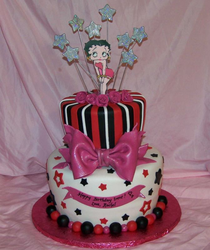 Betty Boop Cakes
