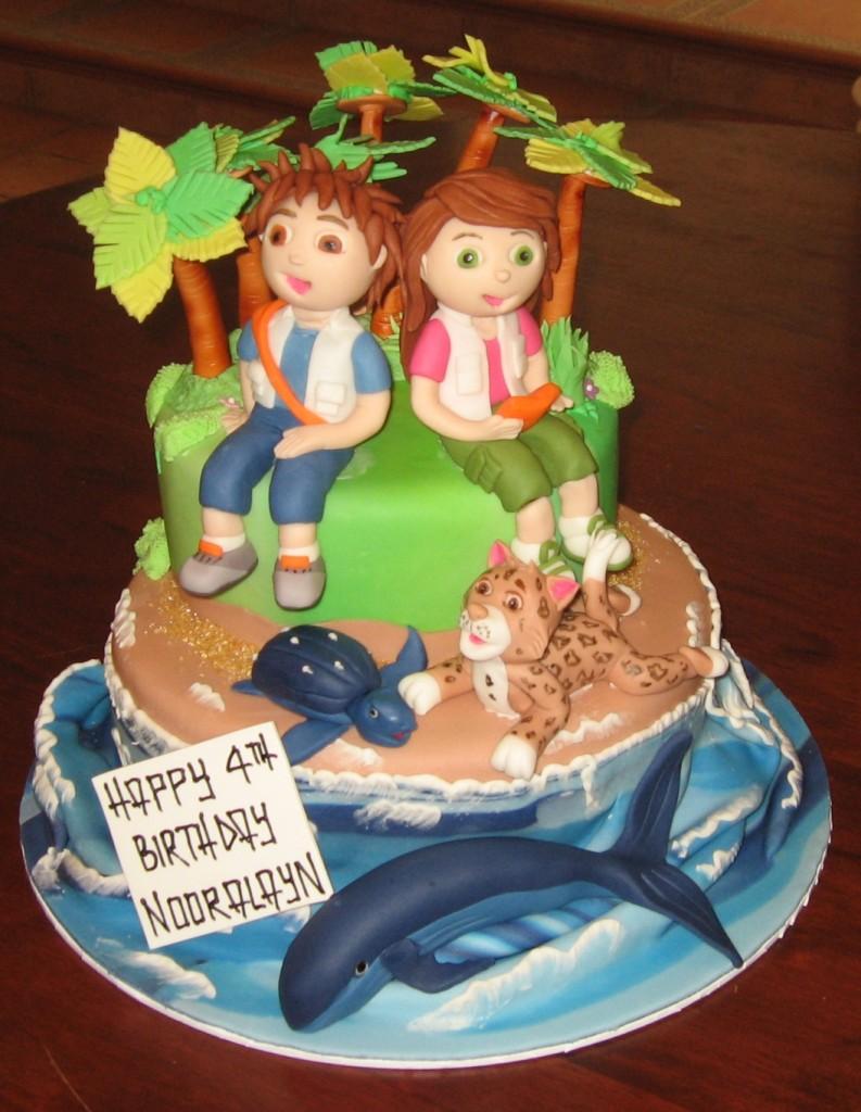 Birthday Cakes San Diego