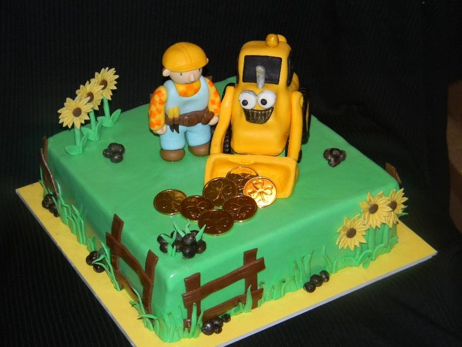 Bob The Builder Birthday Cakes Photos