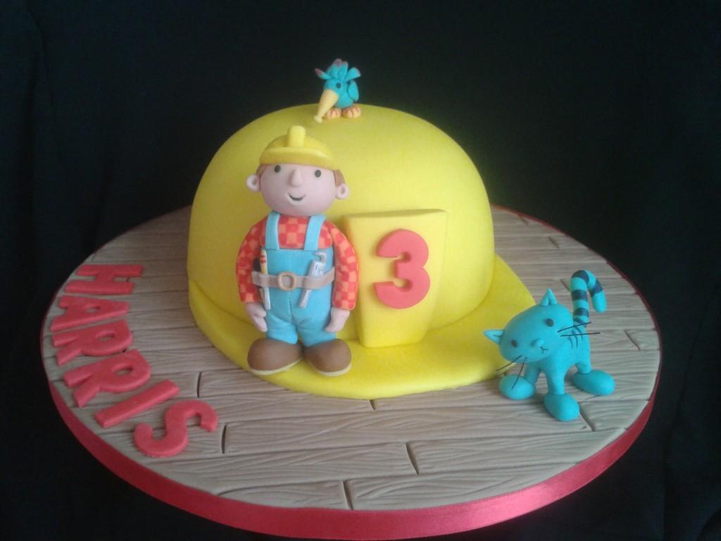 Bob The Builder Cake Images