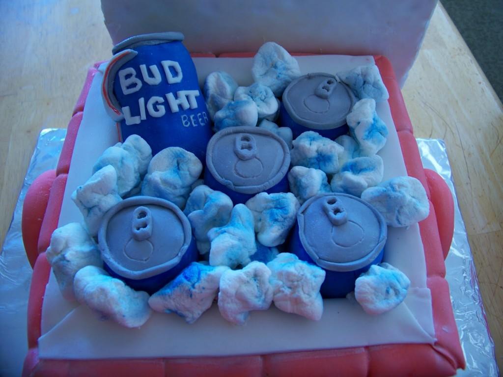 Bud Light Girls Cake Ideas 106533 Bud Light Cakes Decorati