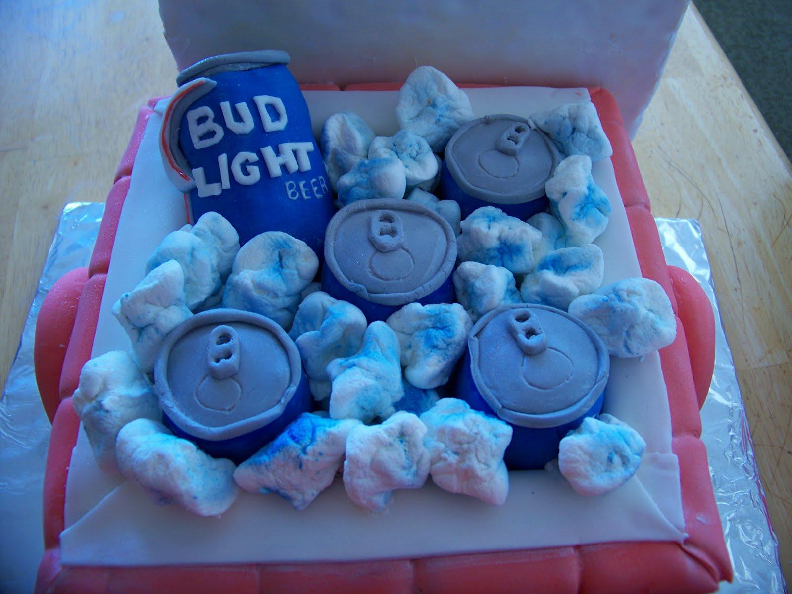 Bud Light Cakes – Decoration Ideas   Little Birthday Cakes