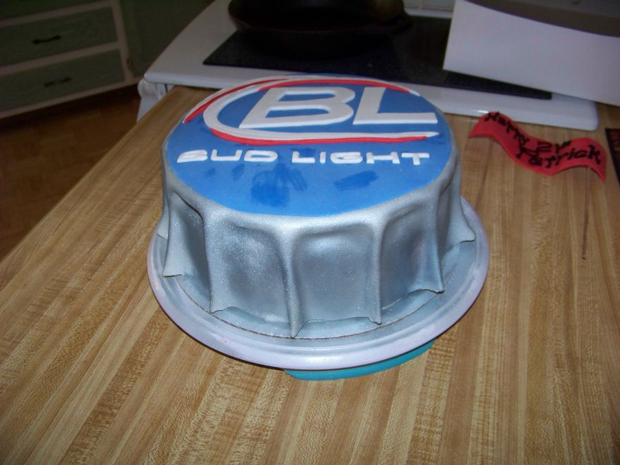 Bud Light Cakes Images