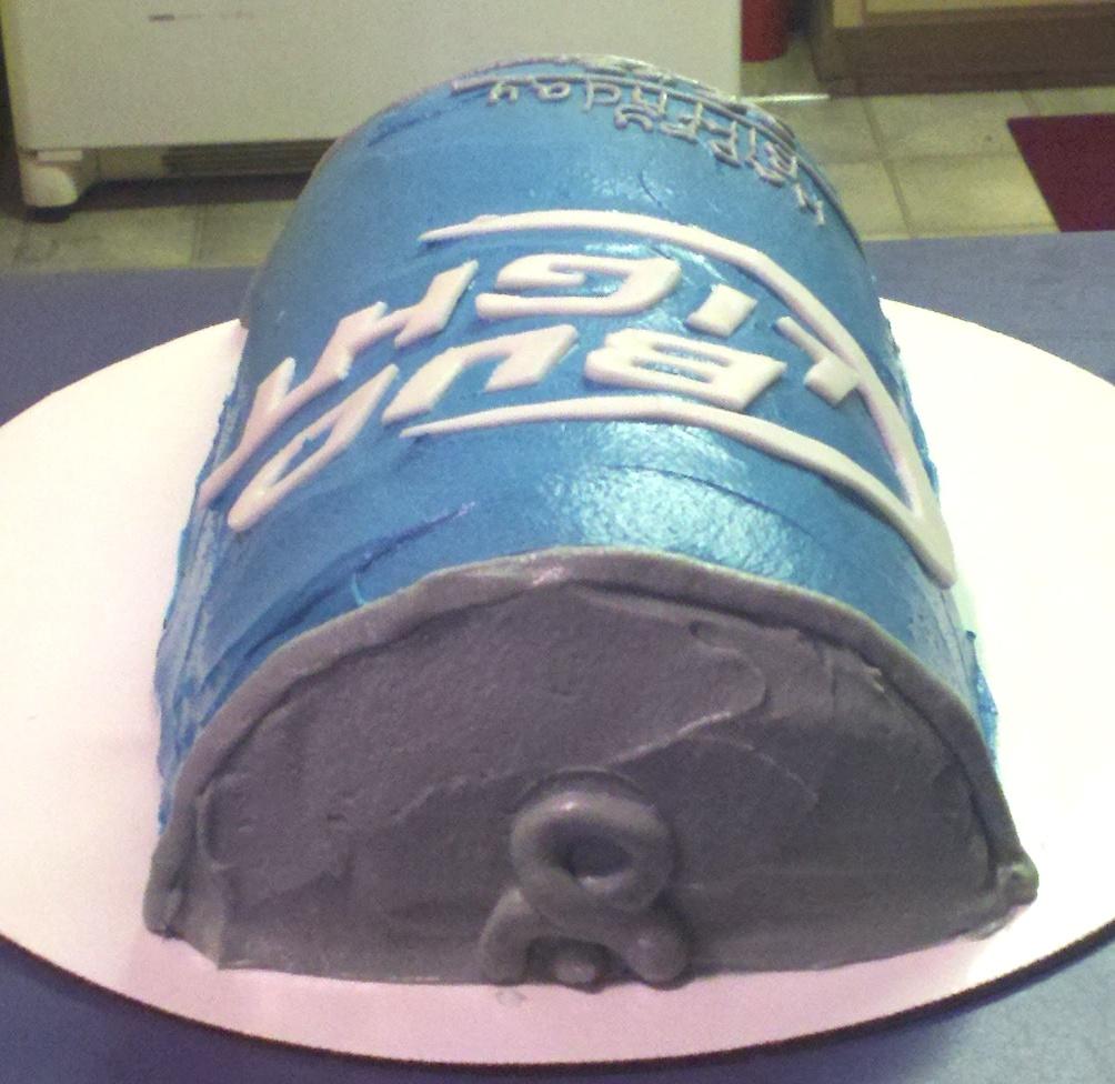 Bud Light Cakes Photos