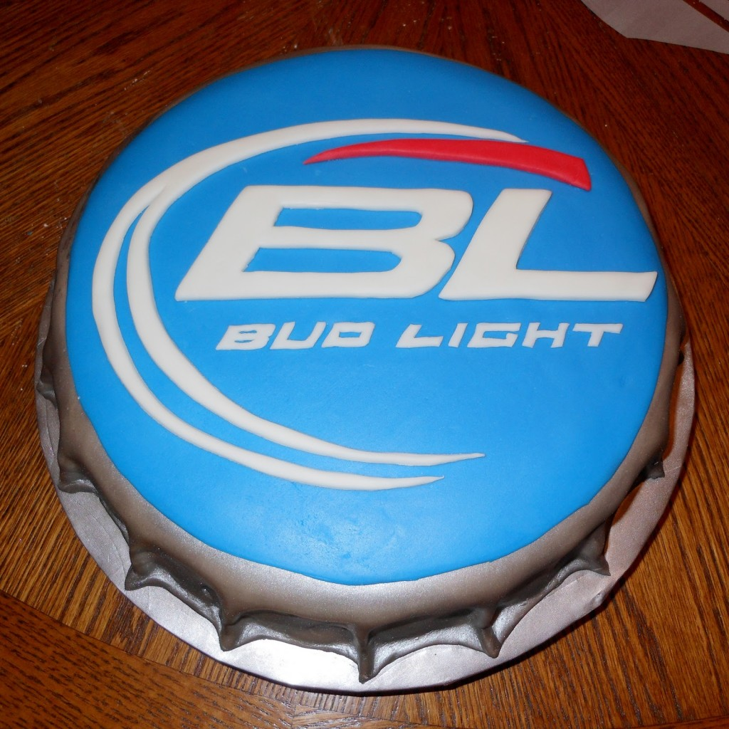 Bud Light Cakes Pictures