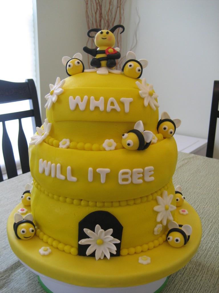 Bumble Bee Cakes Photos