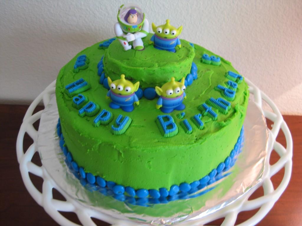 Buzz Lightyear Cake Ideas