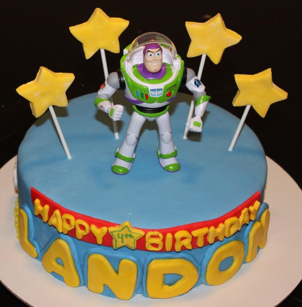 Buzz Lightyear Cakes