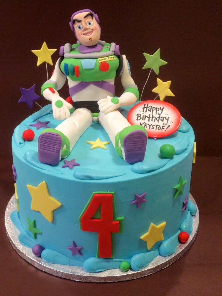 Buzz Lightyear Cakes Ideas