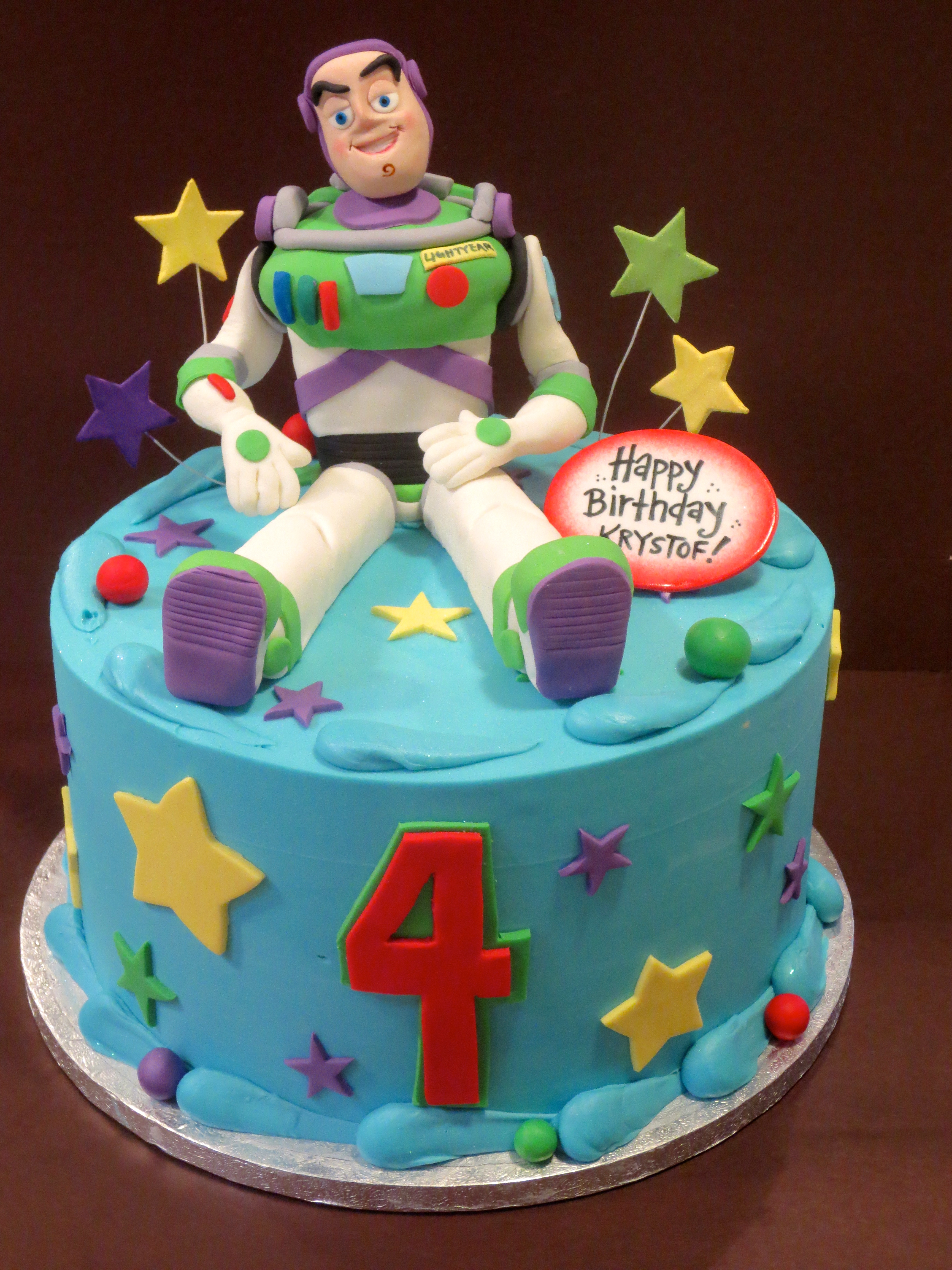 Buzz Lightyear Cakes Ideas